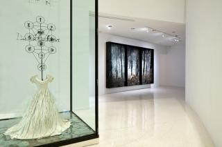 Installation Image at NSU Art Museum Fort Lauderdale. Photo by Steven Brooke Studios