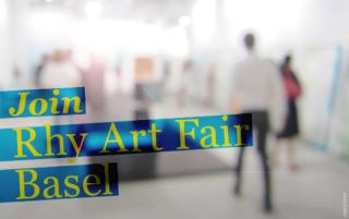 RHY ART FAIR 2018 /  15 - 17 June 2018 | Basel, Switzerland