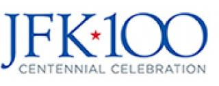 JFK 100 Centenial Celebration logo