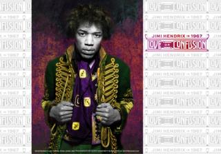 Love or Confusion: Jimi Hendrix in 1967