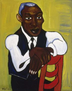 Artworks by African Americans from the Collection
