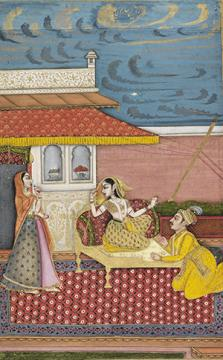 From Kabul to Kolkata: highlights of Indian painting in the Fitzwilliam Museum