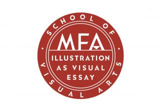 MFA Illustration as Visual Essay Thesis Exhibition 2018