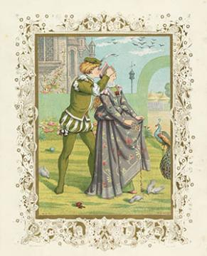 The Object of My Affection: stories of love from the Fitzwilliam collection