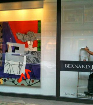 Bernard Jacobson Gallery - London