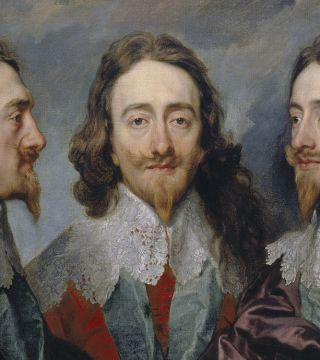 Charles I & Charles II: joint ticket offer