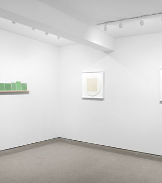 CORNERING THE ROUND: Robert Mangold, Brice Marden, Robert Ryman and Kate Shepherd