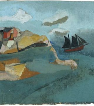 Art & Life 1920 -1931: Ben Nicholson, Winifred Nicholson, Christopher Wood, Alfred Wallis & William Staite Murray
