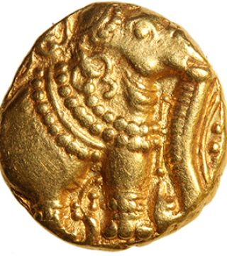 Elephants, Deities and Ashoka's Pillar: coins of India from antiquity to the present