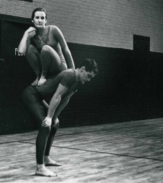 Judson Dance Theater: The Work Is Never Done