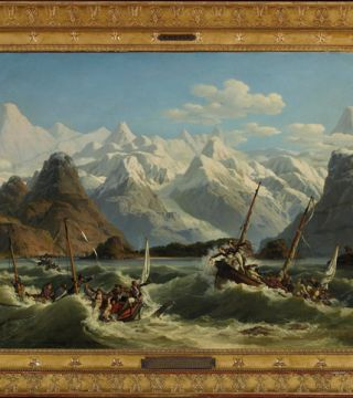 Extreme Nature: Two Landscape Paintings from the Age of Enlightenment