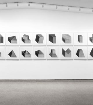 Sol LeWitt: Structures and Related Works on Paper, 1968 - 2005