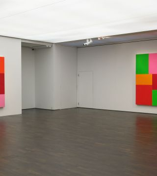 Peter Halley - SAW: A Suite of Four New Paintings