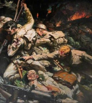 'War's Hell!' The Battle of Mametz Wood in Art