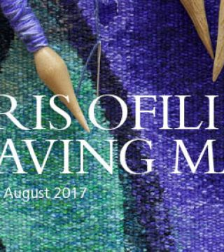 Chris Ofili: Weaving Magic