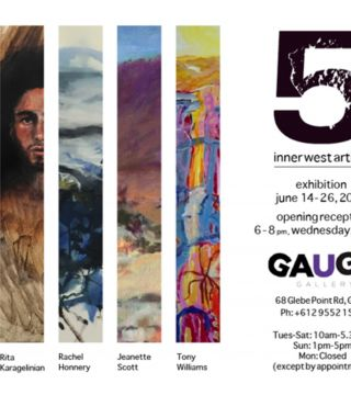 5 Inner West Artists