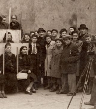 Memory Unearthed					 					The Lodz Ghetto Photographs of Henryk Ross