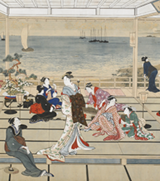 Inventing Utamaro: A Japanese Masterpiece Rediscovered