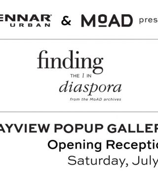 Finding the 'I' in Diaspora Bayview Popup