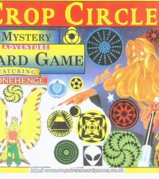 CROP CIRCLE BOARD GAME