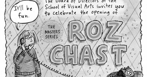 The Masters Series Roz Chast