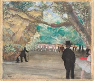 Degas at the Opéra