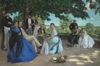 Frédéric Bazille (1841-1870). The Youth of Impressionism.