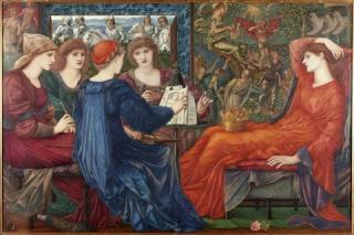 Edward Burne-Jones – Exhibition at Tate Britain | Tate