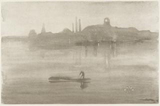 Palaces in the Night: The urban landscape in Whistler's prints