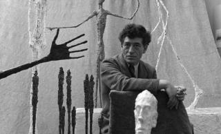 Gordon Parks, Untitled [Alberto Giacometti], Paris, France, 1951, The Gordon Parks Foundation © The Gordon Parks Foundation © Alberto Giacometti Estate/Bildrecht, Vienna 2014