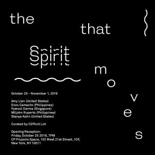 The Spirit That Moves