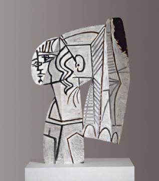 Picasso – Gorky – Warhol. Sculptures and works on paper