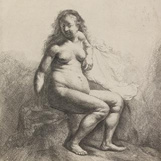 Rembrandt and the Nude
