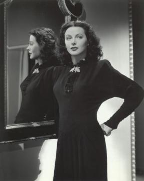 Lady Bluetooth. Hedy Lamarr