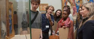 A-level study day: History of Art