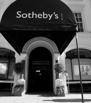 Sotheby's - London, New Bond Street