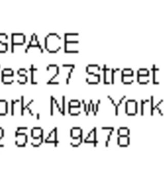 Wallspace Gallery - New York