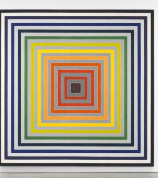 Frank Stella: Experiment and Change