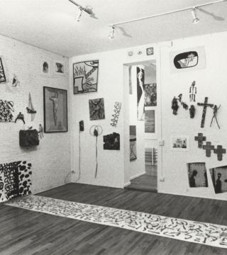 A BIT OF MATTER: The MoMA PS1 Archives, 1976–2000