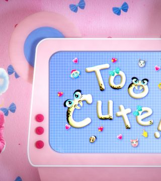 Too Cute!: Sweet is about to get Sinister