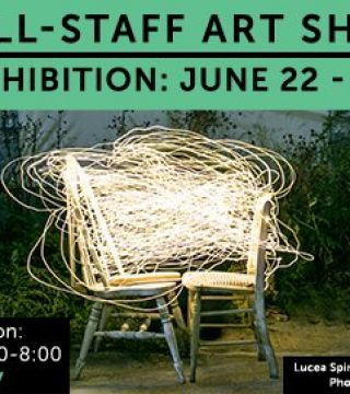 All-Staff Art Show 2017