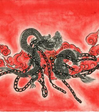 Sun Xun - 'What happened in the year of the dragon' and other works