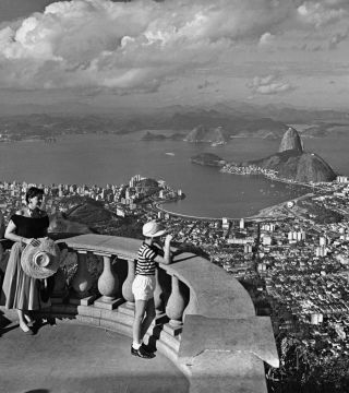 The Eye of Brazil. Kurt Klagsbrunn
