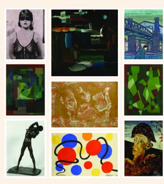 Viewing days next Modern & Contemporary Art auction