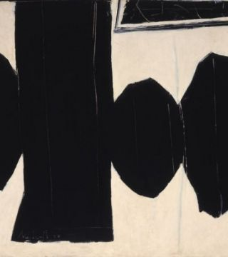 Between Life and Death: Robert Motherwell's Elegies in Bay Area Collections