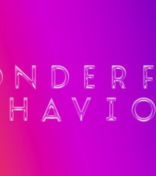 Wonderful Behaviors: MFA Interaction Design Thesis Festival
