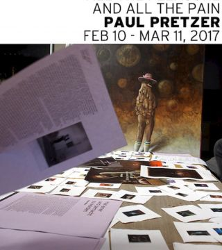 PAUL PRETZER - All the pleasure and all the pain