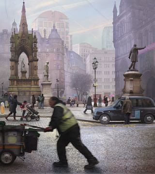 Emily Allchurch In the Footsteps of a Master