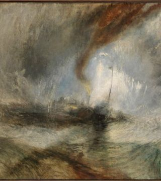J. M. W. Turner: Painting Set Free