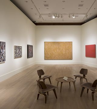 From the Margins: Lee Krasner and Norman Lewis, 1945 – 1952